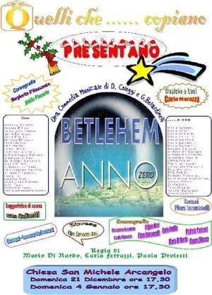 Betlehem anno zero