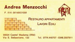 Andrea Menzocchi Restauro appartamenti