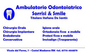 Ambulatorio Odontoiatrico Sorrisi e smile