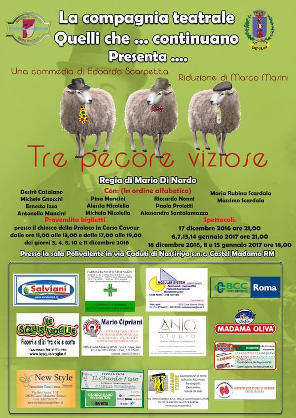 Tre Pecore Viziose